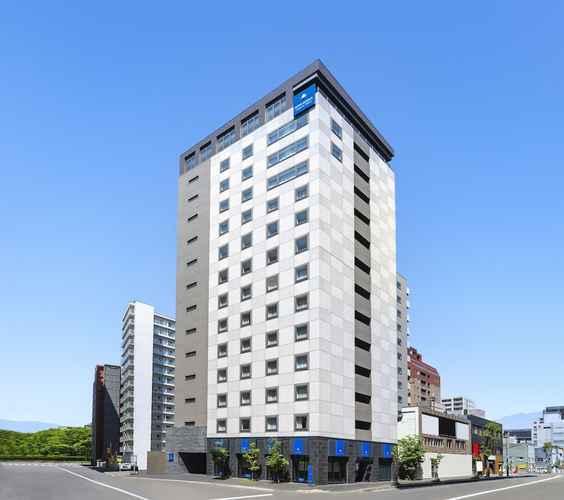 EXTERIOR_BUILDING โรงแรม มายสเตย์ส ซัปโปโร สเตชั่น