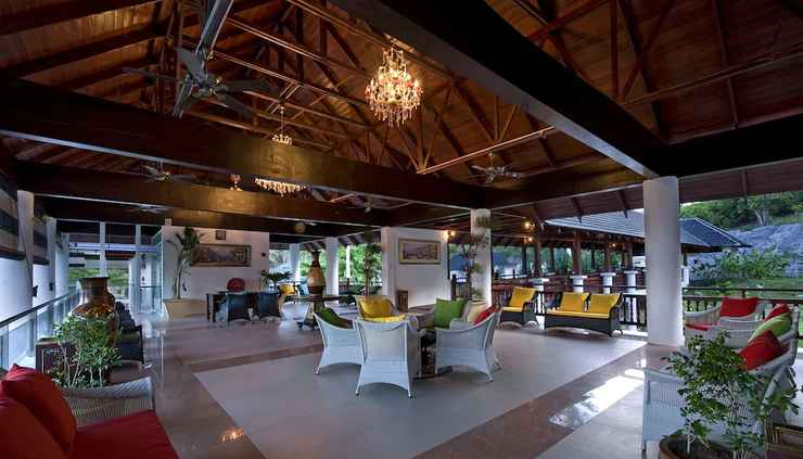 LOBBY Sari Pacifica Resort & Spa Sibu Island