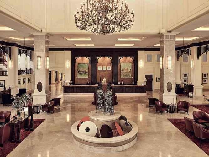 LOBBY โรงแรมโซฟิเทล พนมเปญ โพคีธารา