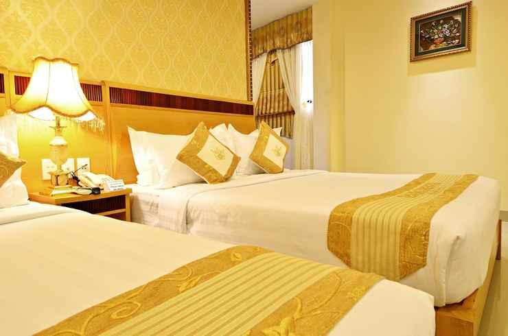 BEDROOM Khách sạn Hoàng Phú Gia