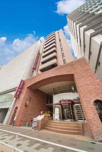 EXTERIOR_BUILDING โรงแรมวิงก์ อินเทอร์เนชันแนล นาโกยา