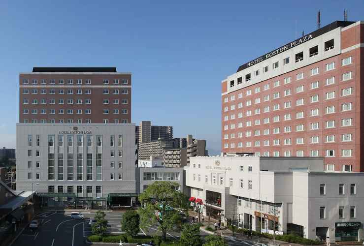 EXTERIOR_BUILDING โรงแรมบอสตัน พลาซ่า กุซัทสึ