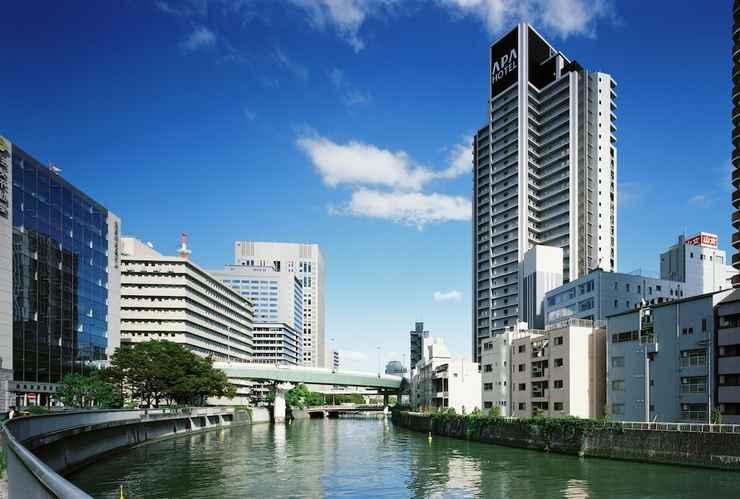 EXTERIOR_BUILDING โรงแรมเอพีเอ โอซาก้า-ฮิโกบาชิ-เอคิมาเอะ
