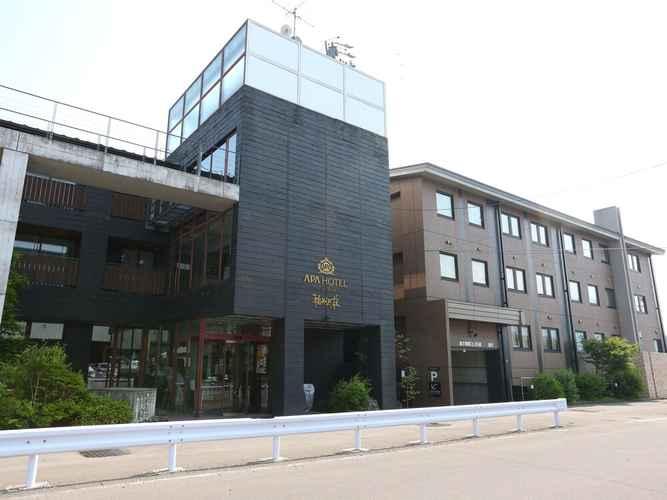 EXTERIOR_BUILDING โรงแรมเอพีเอ คารุอิซาวะ-เอกิมาเอะ คารูอิซาวาโซะ
