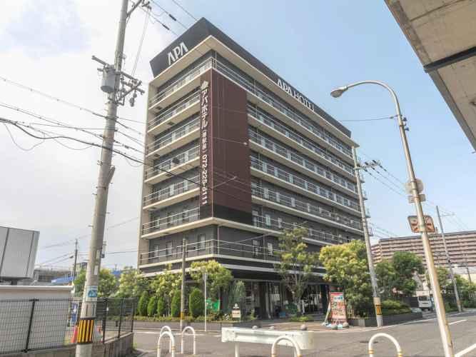 EXTERIOR_BUILDING โรงแรมเอพีเอ ซาคาอิ-เอคิมาเอะ