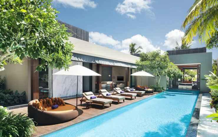 W Bali - Seminyak Bali - Vila, 3 kamar tidur, non-smoking, kolam renang pribadi (Extreme WOW Pool Villa)