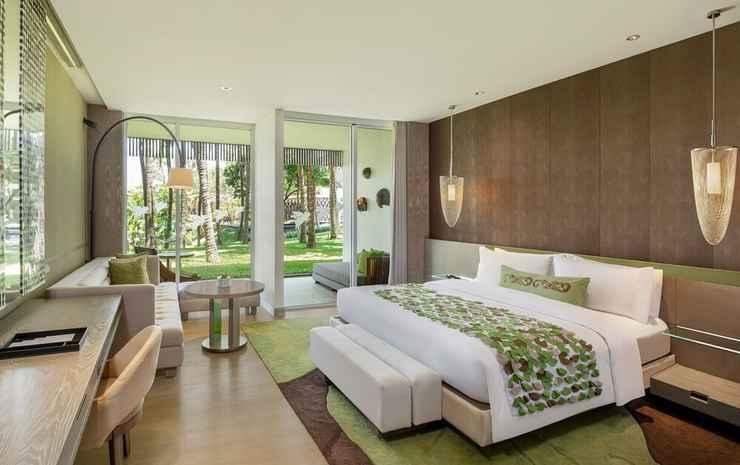 W Bali - Seminyak Bali - Kamar, 1 Tempat Tidur King, non-smoking, balkon (Wonderful Garden Escape)