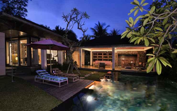 Chapung Sebali Bali - Vila, 1 kamar tidur, kolam renang pribadi