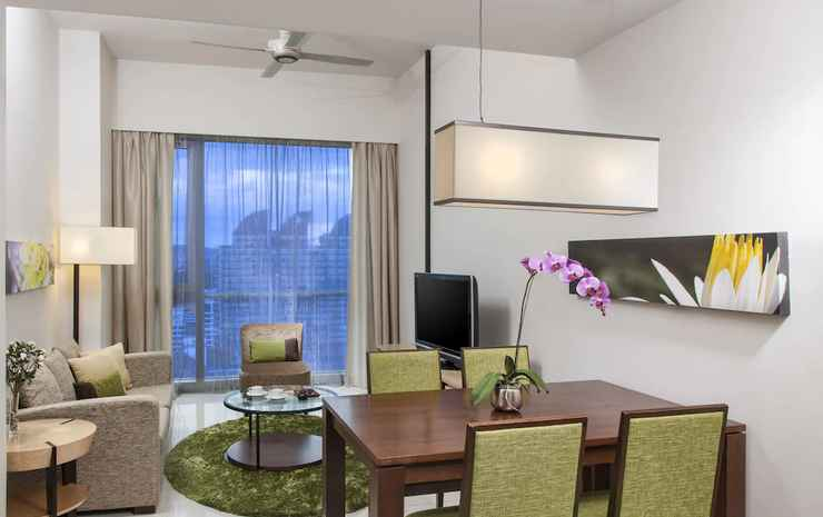 Somerset Kuala Lumpur Kuala Lumpur - Kamar Twin Premier, 1 kamar tidur