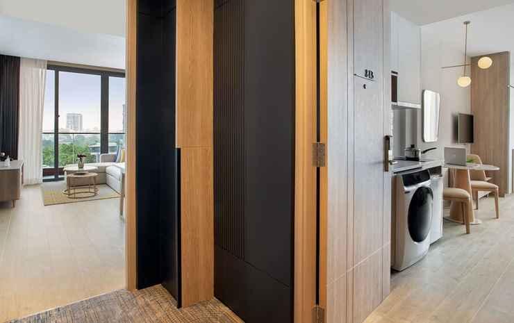 Staybridge Suites Bangkok Thonglor Bangkok - Suite Keluarga, 2 kamar tidur, dapur