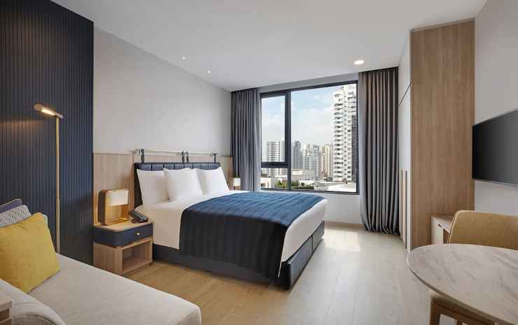 Staybridge Suites Bangkok Thonglor Bangkok - Studio Suite, 1 Tempat Tidur King, dapur