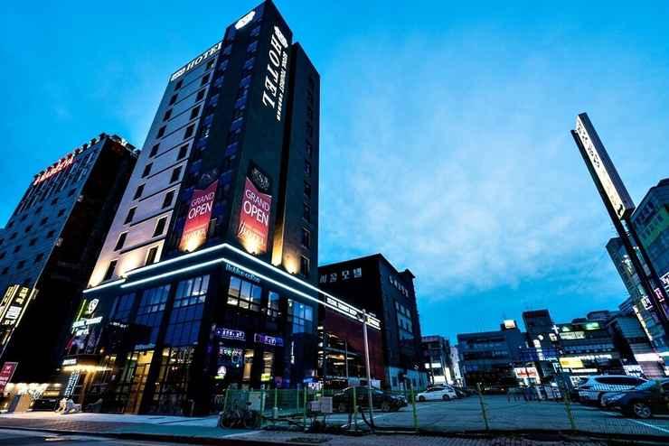 EXTERIOR_BUILDING Siheung Seoul Tourist Hotel