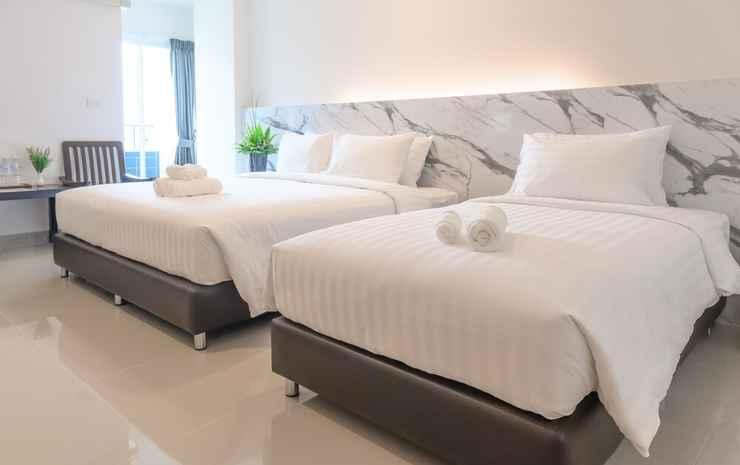 Don Mueang Place Hotel Bangkok - Kamar Triple Superior