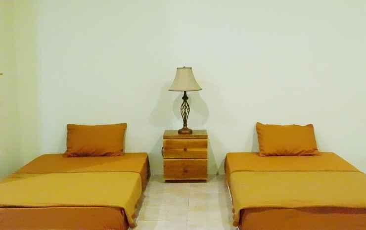 Besopok Hostel Lombok - Asrama Umum Standar, asrama campuran, pemandangan halaman (AC)