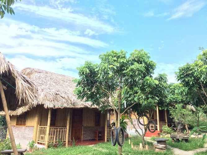 BEDROOM Ninh Binh Bungalow Hostel