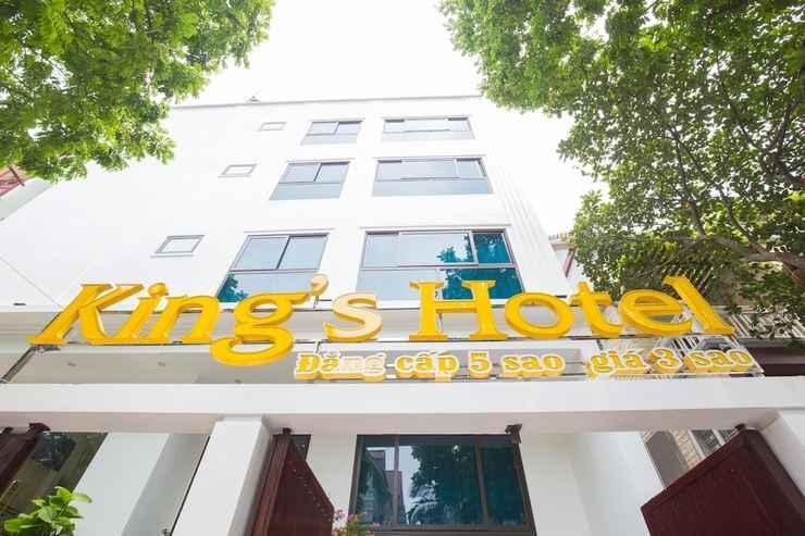 EXTERIOR_BUILDING King's Hotel Yên Hòa