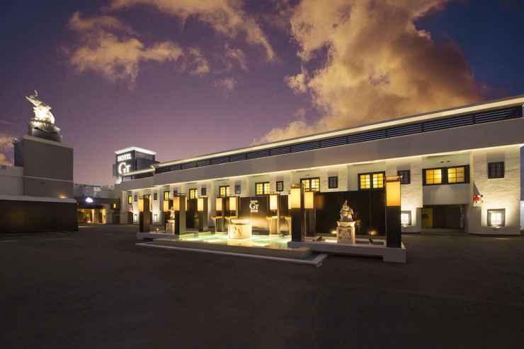 EXTERIOR_BUILDING โรงแรมจีที สนามบินนานาชาติคันไซ - สำหรับผู้ใหญ่เท่านั้น
