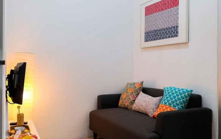 Relaxing Simply 2BR Pancoran Riverside Apartment