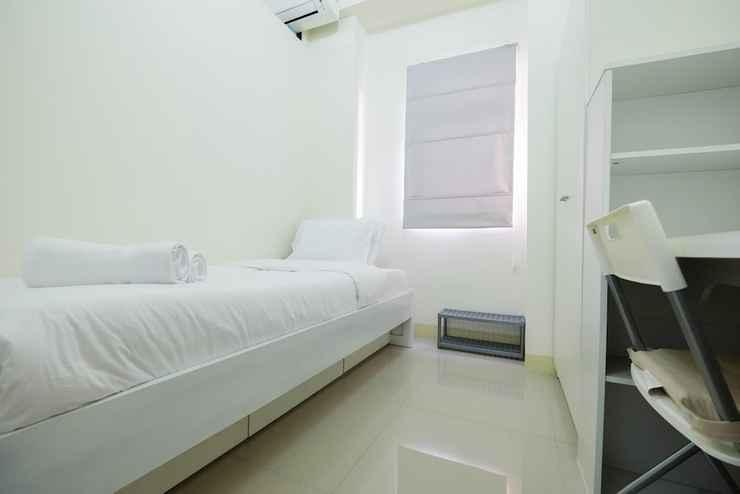 BEDROOM Tranquil 2BR @ Green Pramuka Apartment