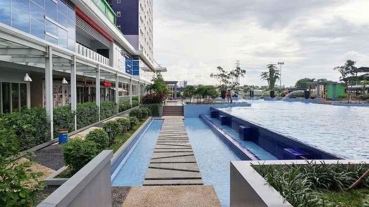 SWIMMING_POOL Tranquil 2BR @ Green Pramuka Apartment