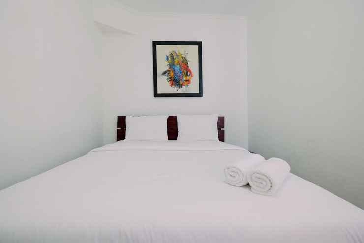 BEDROOM 2BR Graha Cempaka Apartment near ITC Cempaka Mas
