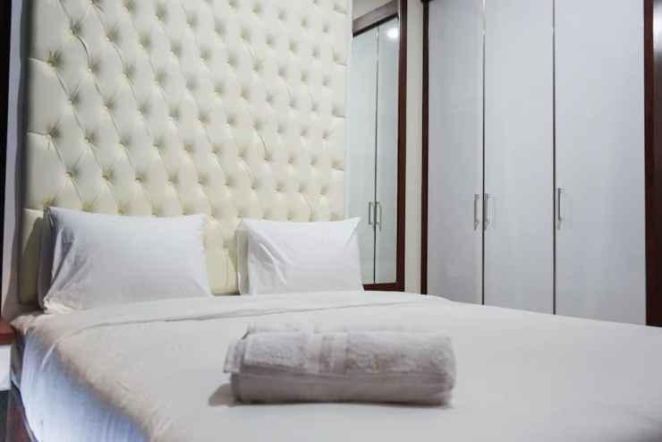 BEDROOM Peaceful Studio Apartment at Puri Mansion