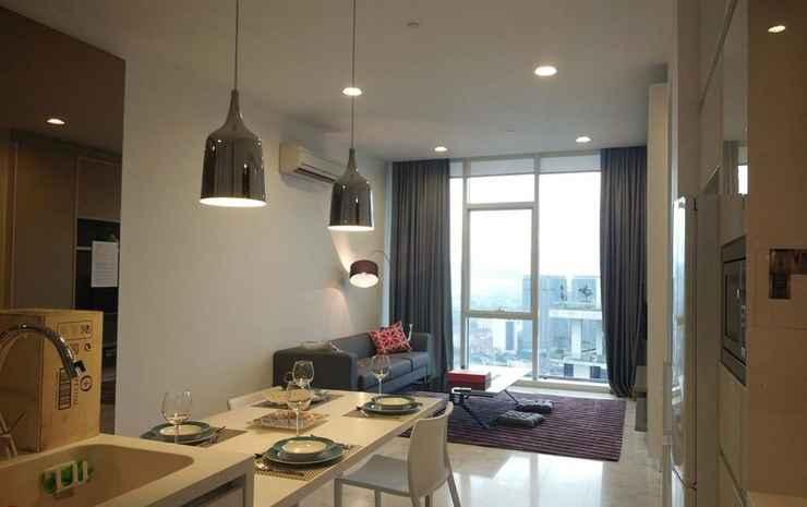 Platinum North Residence Kuala Lumpur Kuala Lumpur - Apartemen Deluks