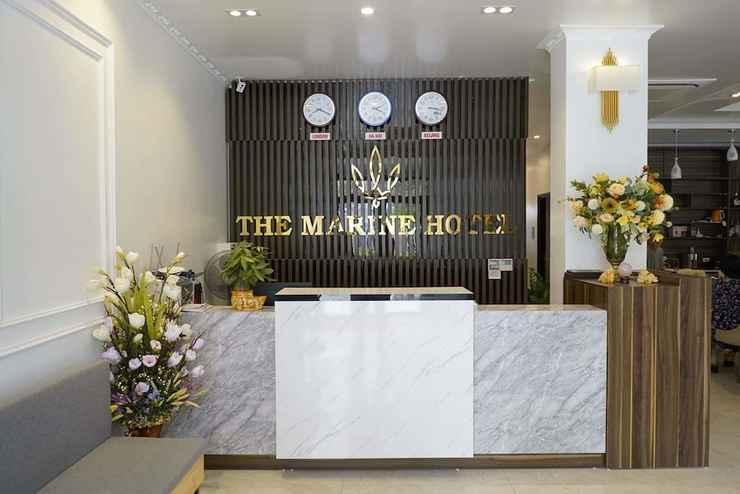 LOBBY Khách sạn The Marine