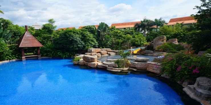 SWIMMING_POOL Sanya Haohanpo Gloria Hotspring Resort