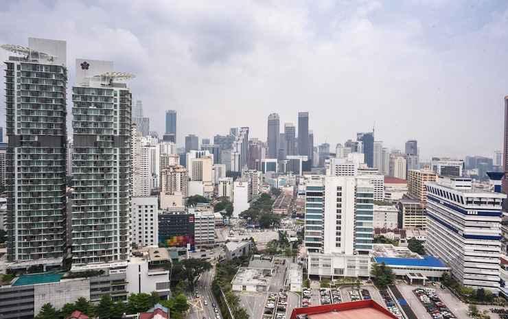 BBHomes @ Casa KL Kuala Lumpur - Apartemen Keluarga, 3 kamar tidur