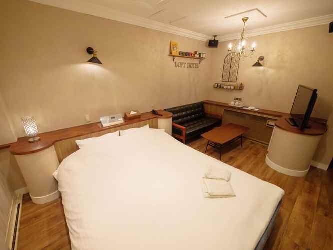 BEDROOM โรงแรมลอฟท์ โตเกียว #เมกูโระ