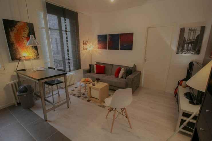 COMMON_SPACE Stylish 1 Bedroom Montmartre Flat