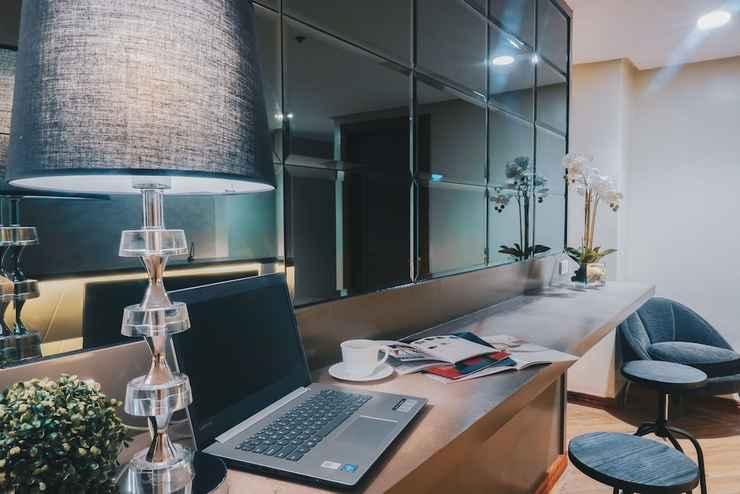 BEDROOM Luxo Suites