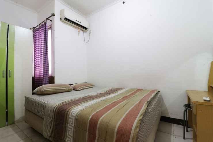 BEDROOM Rent House Center at Apartement Mediterania Gajah Mada