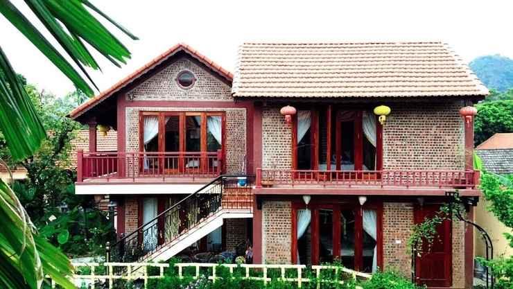 EXTERIOR_BUILDING Tam Coc Ngoc Linh Homestay
