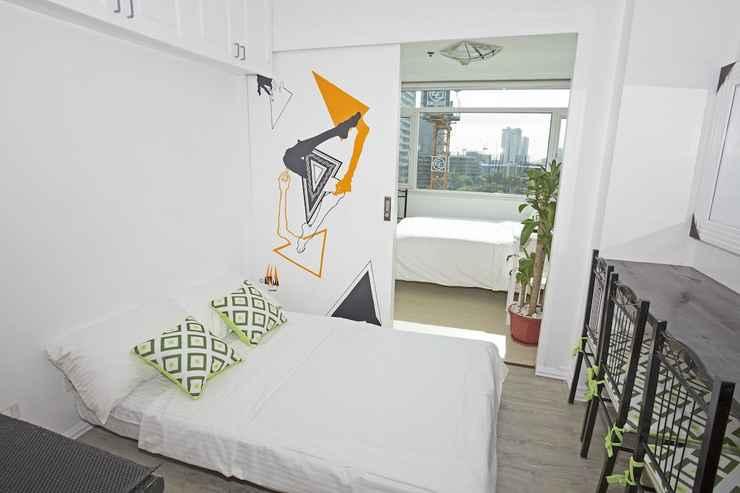 BEDROOM Indigo Ortigas @ Exchange Regency