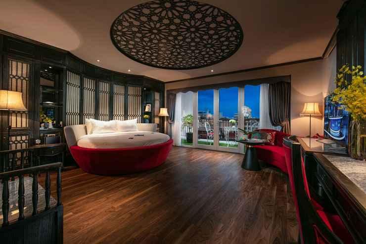 BEDROOM Shining Central Hotel & Spa
