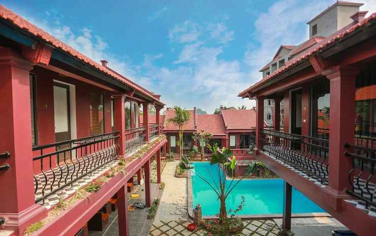 SWIMMING_POOL Tam Coc Tea House