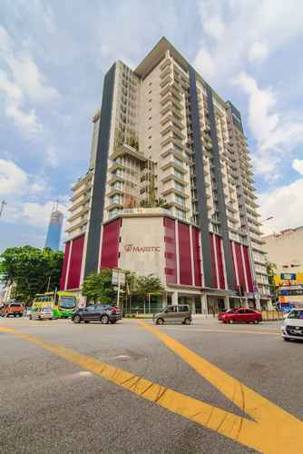 EXTERIOR_BUILDING D'majestic Place by Homes Asian 3