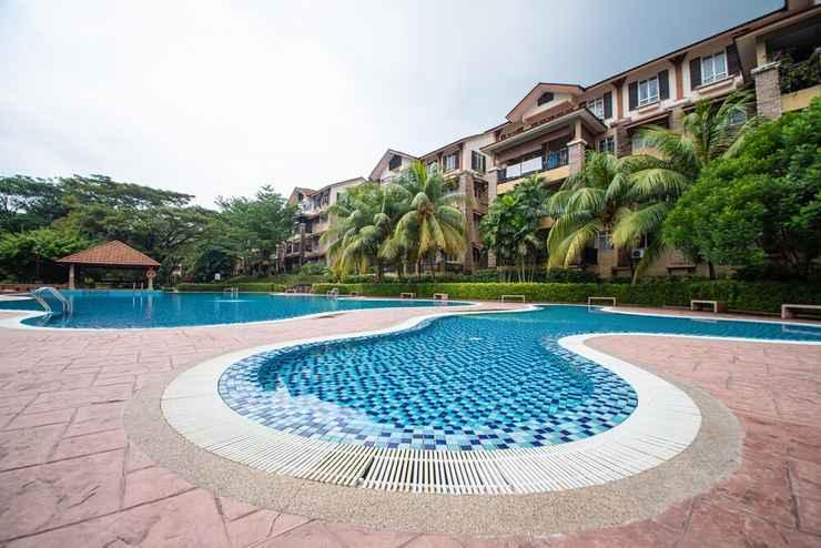 SWIMMING_POOL GT Home D'Rimba Resort Apartment