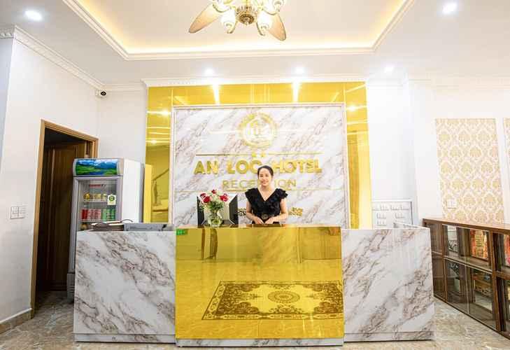 LOBBY Khách sạn An Lộc