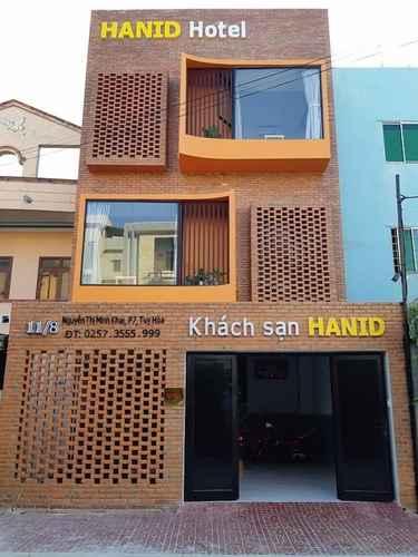 EXTERIOR_BUILDING Khách sạn Hanid