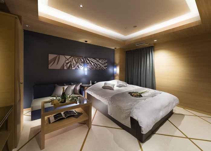 BEDROOM โรงแรมแพลนท์ - การ์เด้นรีสอร์ท - สำหรับผู้ใหญ่เท่านั้น