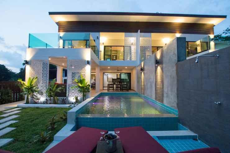 SWIMMING_POOL The Elegance Pool Villas