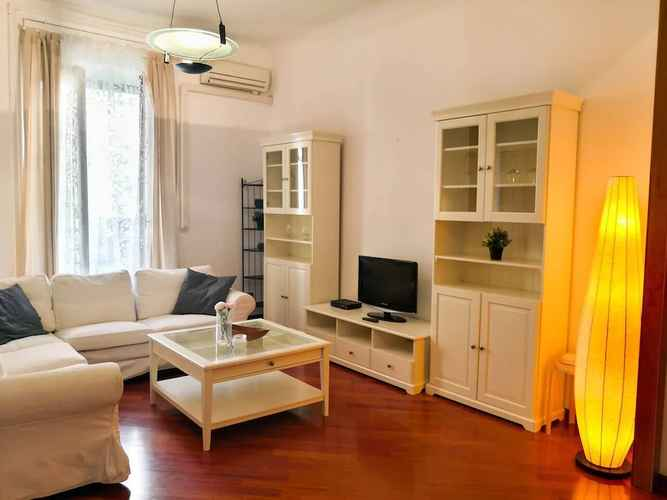 COMMON_SPACE Altido Wooden Guerrini Apartment