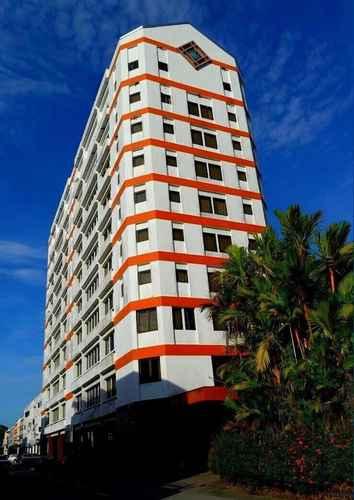 EXTERIOR_BUILDING Kawan Hotel