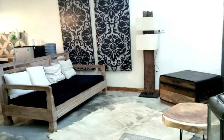 Blue Garden Jogja Yogyakarta - Vila, 2 kamar tidur