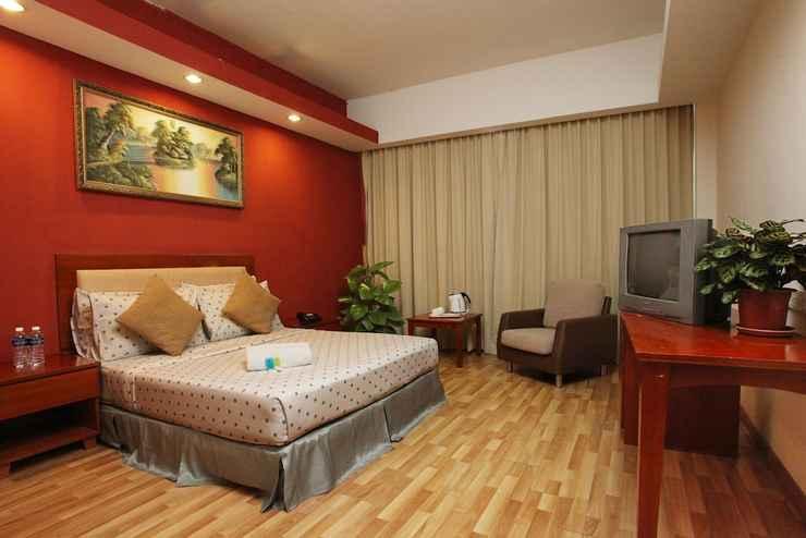 BEDROOM Mayres Hotel Kota Tinggi
