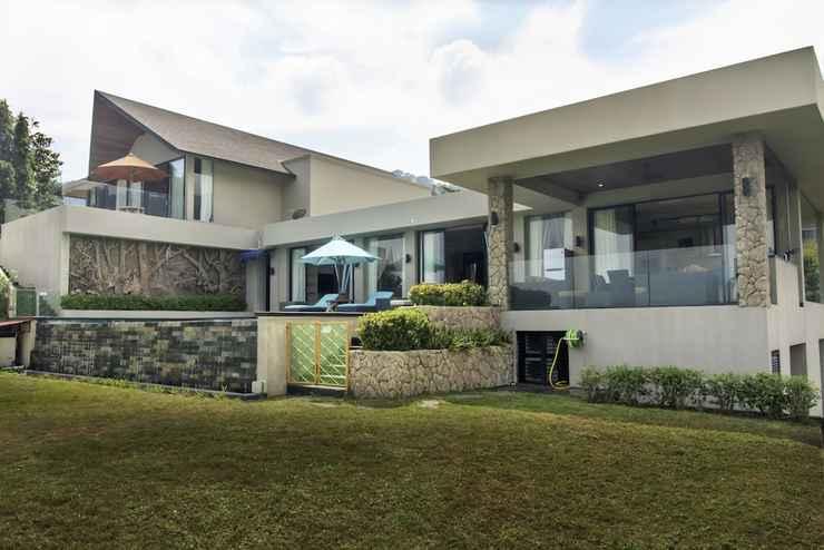 EXTERIOR_BUILDING White Monkey Villa - Private Pool