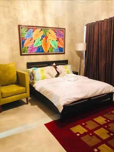 BEDROOM PRS One PalmTree Villas